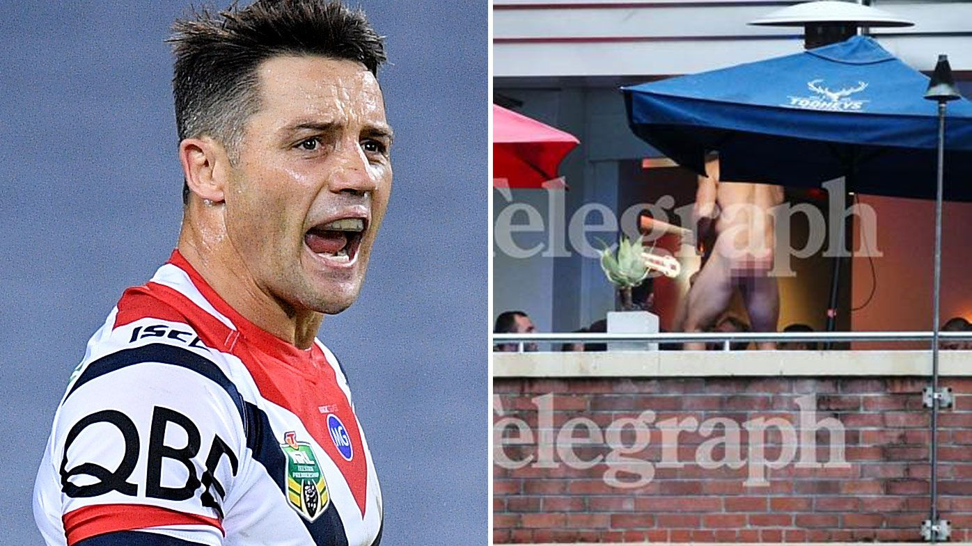 Cronk blasts Bulldogs