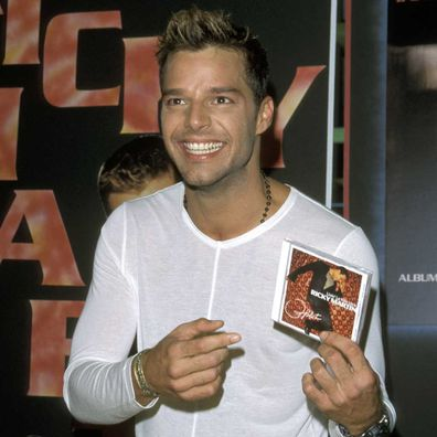 Ricky Martin in 1999.