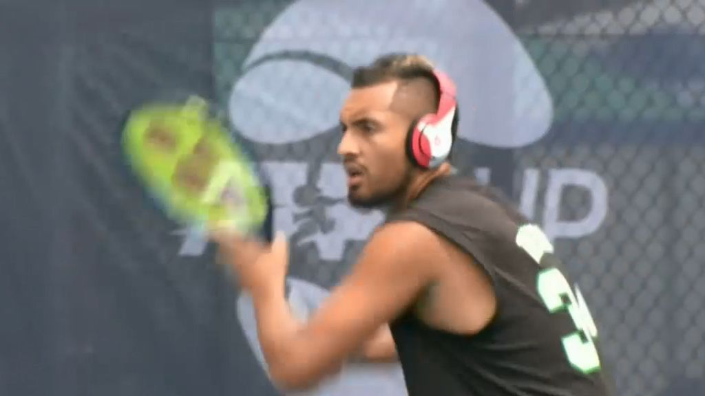 'I was seriously depressed': Nick Kyrgios reveals 'lonely' mental health battle