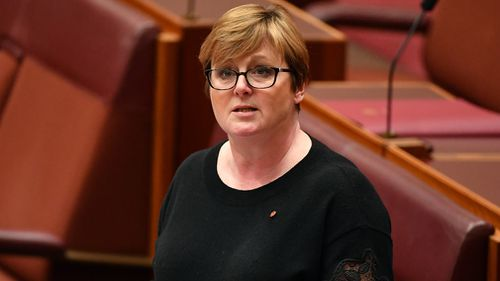 Linda Reynolds says she'll deal with bullying within the Liberal Party internally.