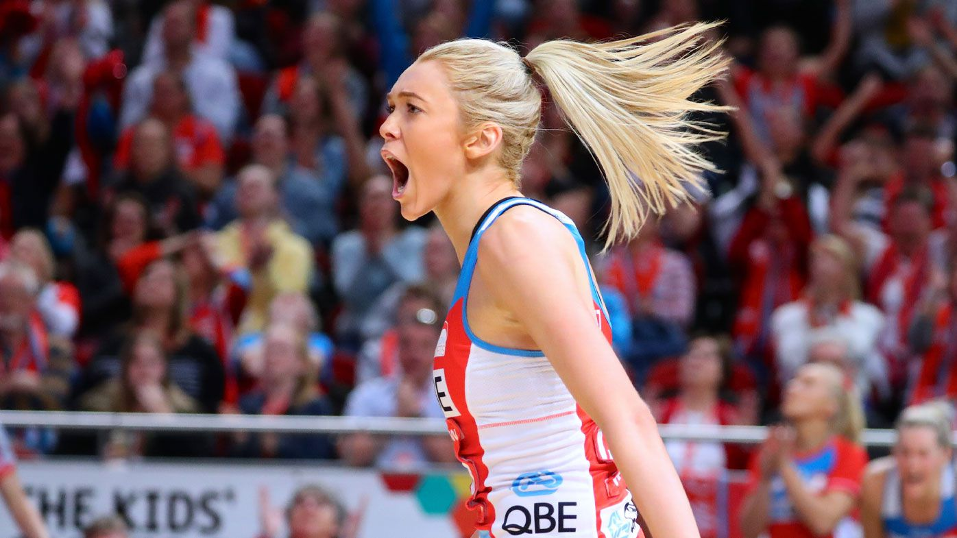 Edgy Swifts aim for Super Netball finals