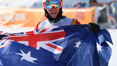 Jarryd Hughes picks up another Olympic honour