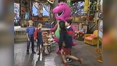 The guy who played Barney the Dinosaur now operates a tantric sex healing business