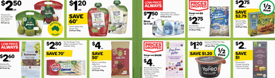 Woolworths has some great freezer options to see you through the first two weeks of school.