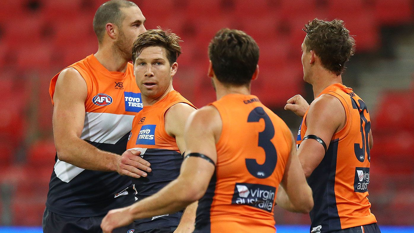 Toby Greene return provides Giants instant boost in thriller against Collingwood