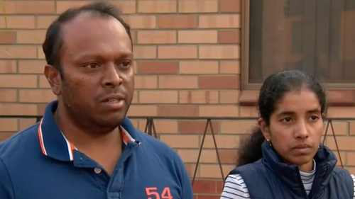 Aishwarya's parents Aswath Chavittupara and Prasitha Sasidharan made their concerns known to hospital staff.