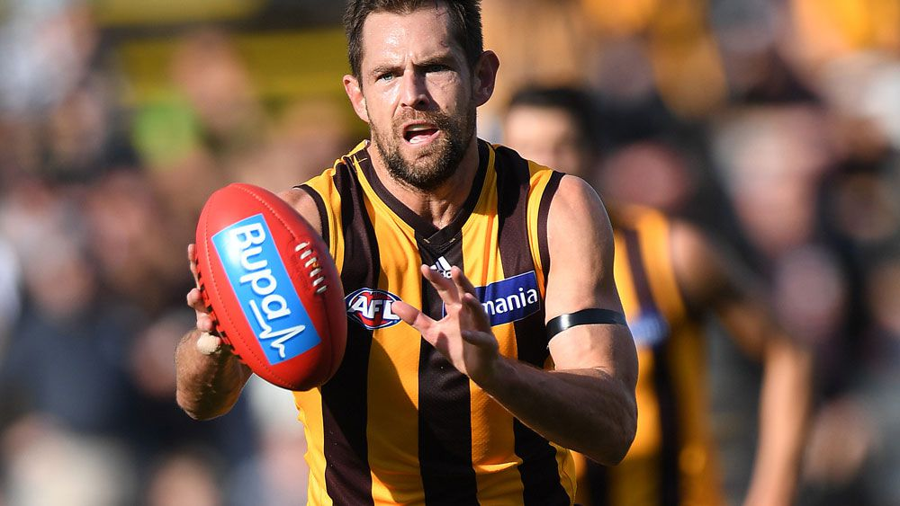 Retiring Luke Hodge says finals 'irrelevant' for Hawthorn