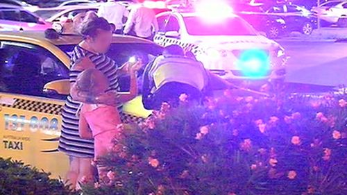 The police shooting took place at Inflation nightclub about 3am on July 8. (9 NEWS)
