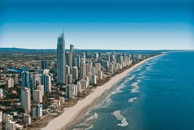 1. Gold Coast, Australia