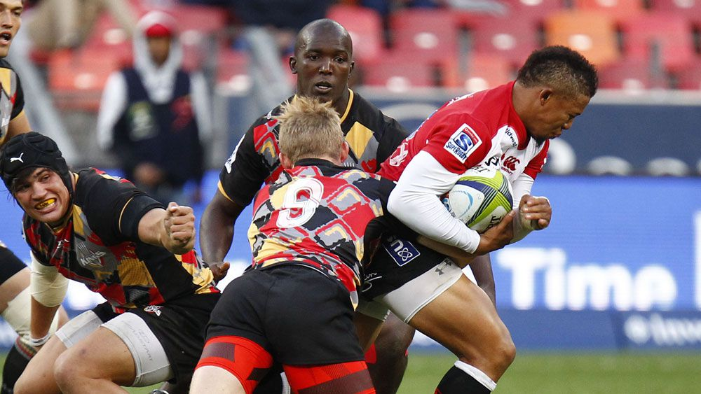 Reds fade as Stormers kick to victory