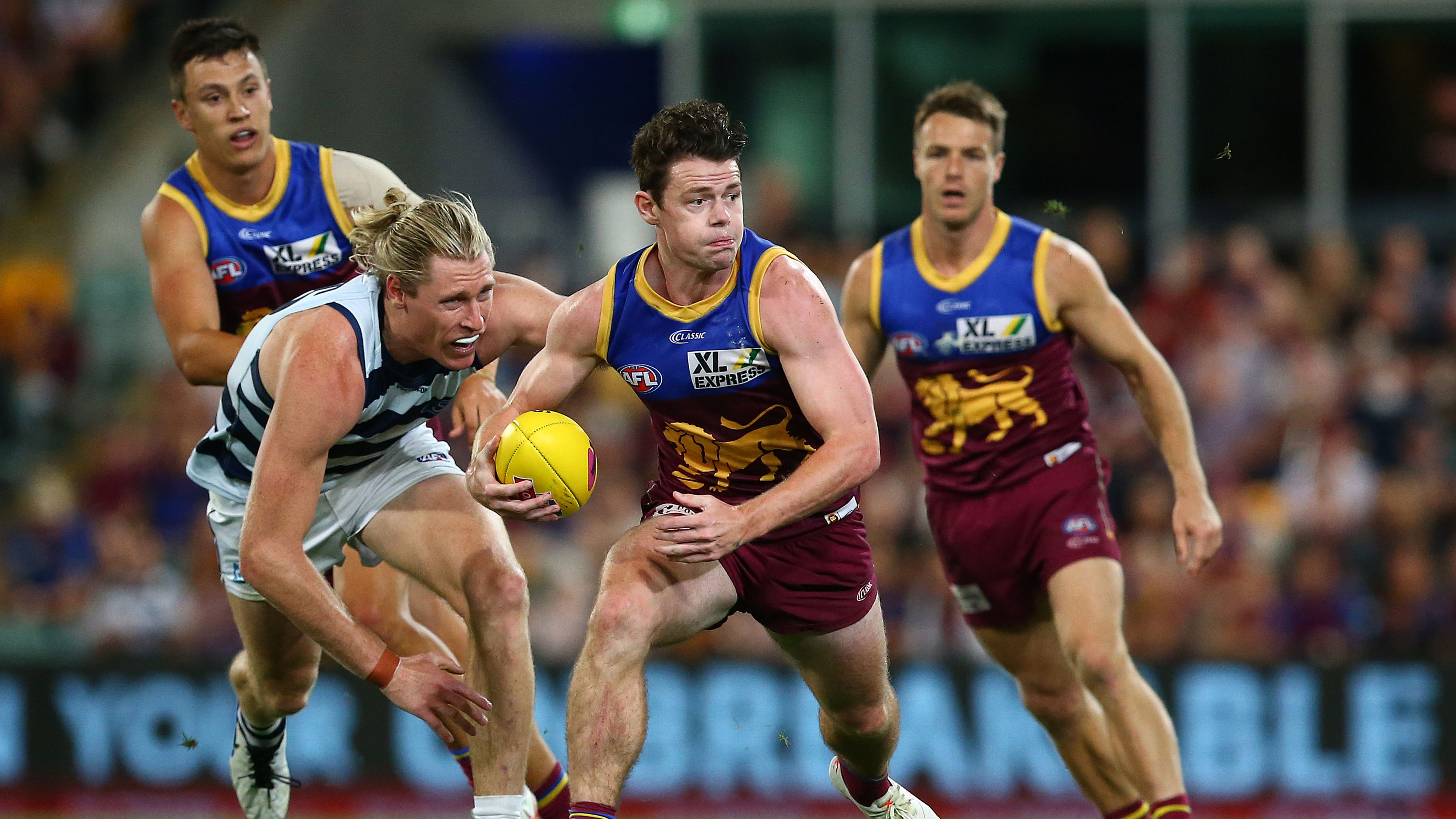 Mouthwatering preliminary-final rematches headline release of 2021 AFL fixture