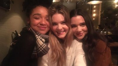 Aisha Dee, Meghan Fahy, Katie Stevens The Bold Type