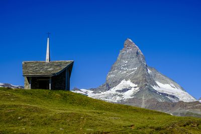 <strong>The Matterhorn, Zermatt, SwitzerlandCradle Mountain</strong>