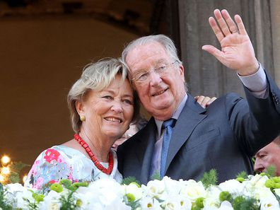 King Albert II agrees to partake in DNA test