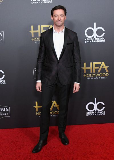 Hugh Jackman at the 22nd Annual Hollywood Film Awards, November, 2018