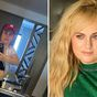 Rebel Wilson shows off severely bruised ribs after freak accident in Mexico