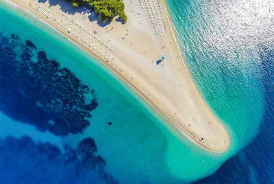 18. Zlatni rat (Golden Horn Beach) – Brac, Croatia