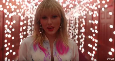 Taylor Swift, music video, Lover
