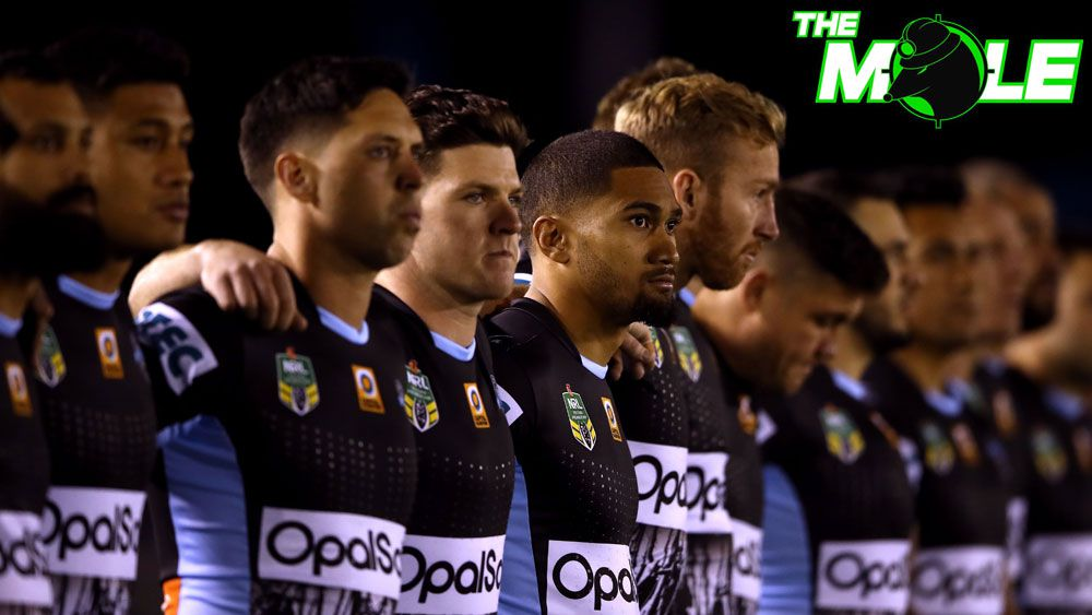 Cronulla Sharks' Ricky Leutele's Gold Coast Titans move back on agenda: The Mole