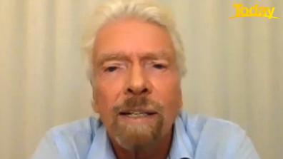 Sir Richard Branson hopes that Virgin will start flying to New Zealand in the next few months.