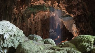 Callao Cave.