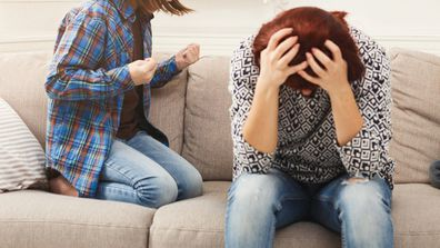 'My stepdaughter has no manners and I'm forbidden to discipline her'
