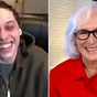 Pete Davidson and Glenn Close were made for each other
