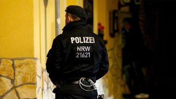 Police officer in mafia raid