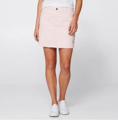 "<a href=""https://www.target.com.au/p/lily-loves-denim-mini-skirt/60286406"" target=""_blank"">Lily Loves Denim Mini Skirt - Pink</a>, $29"