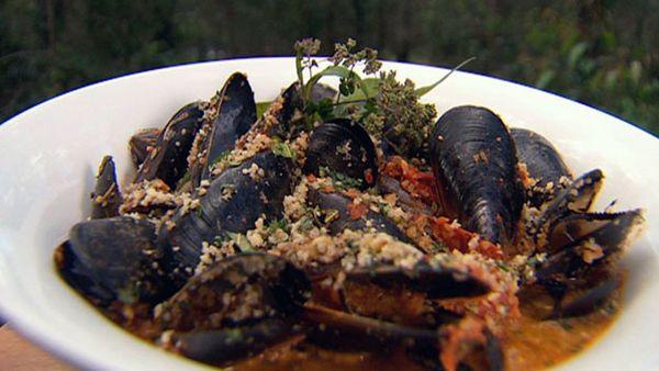 Mussels gazwah