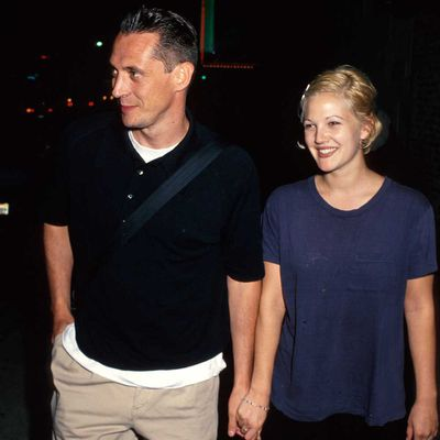Drew Barrymore and Jeremy Thomas: 39 days