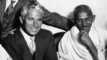 TODAY IN HISTORY: Charlie Chaplin befriends Mahatma Ghandi