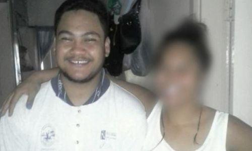 Tino Henry, 20, died in hospital this morning.