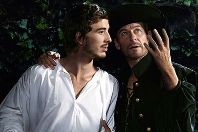 He's also set to appear in the Sydney Theatre Company production of <i>Cyrano de Bergerac</i> this November alongside Richard Roxburgh.<br/><br/>Image: Sydney Theatre Company