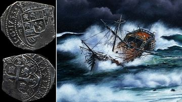 How smuggled silver sent Dutch sailors to watery graves