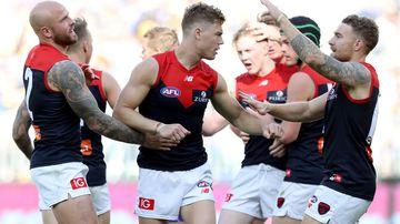 Demons hinder Eagles' top-two hopes