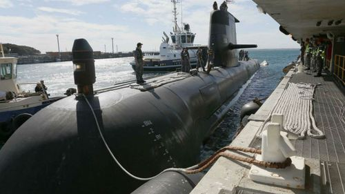 Japanese government to hold submarine briefing in Adelaide