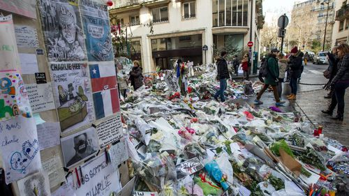 Next edition of Charlie Hebdo magazine announced less than a month after deadly terror attacks