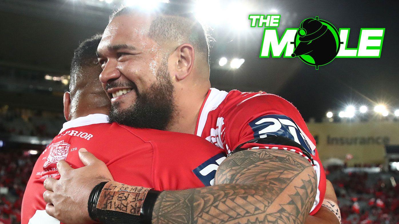 NRL clubs chase Kangaroos-bashing Tonga beast after impressive performance