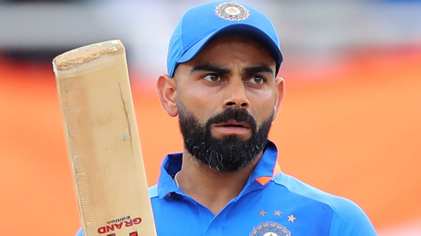Indian captain Virat Kohli hits out at uncertainty over the fitness of Rohit Sharma