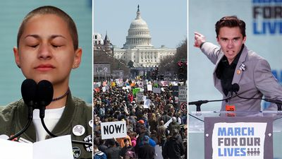 March for Our Lives: 'The people in power are shaking'