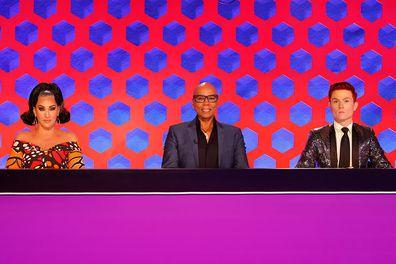 RuPaul's Drag Race Down Under Judges