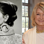 A look at the life and career of Martha Stewart on her 80th birthday