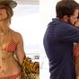 Jennifer Lopez turns 52 with steamy snap kissing Ben Affleck