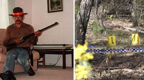 Ivan Milat disposed of his victims in the Belanglo State Forest. (AAP)