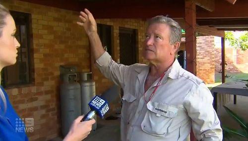 Cyclone Seroja clean up insurance catastrophe - Victim John Perry