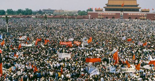 The Tiananmen Square massacre, infamous around the world is a blank page in the country where it took place.