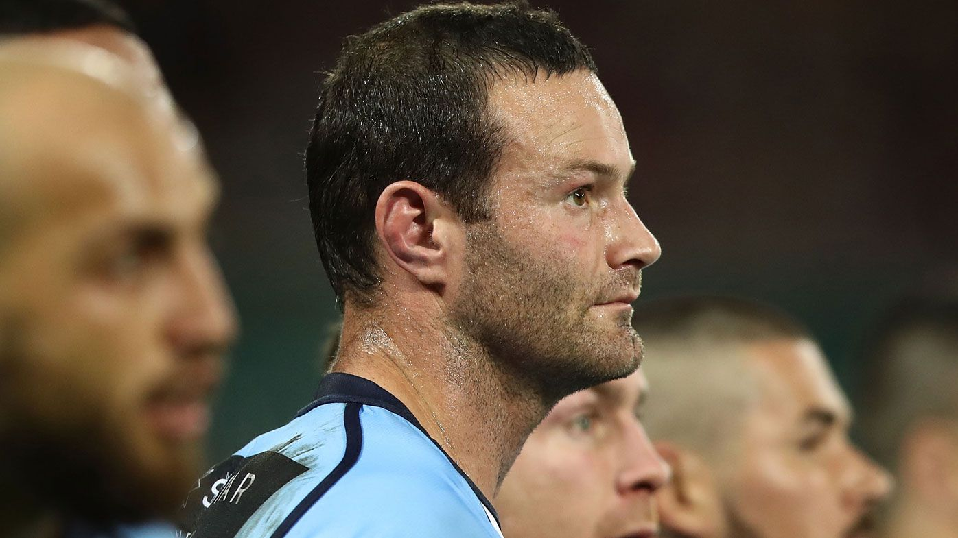 Cordner responds to Gould's NSW criticism