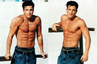According to popular legend, Peter Andre had ab implants early on in his career.