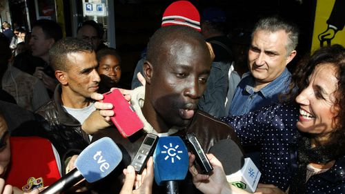 African migrant punts last euros on lotto ticket and wins big